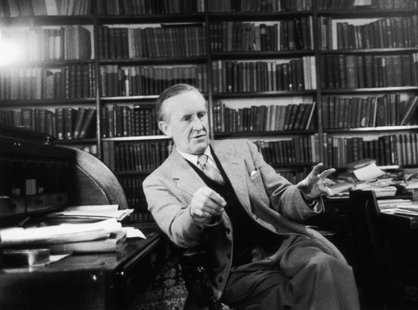 amandaonwriting:  Literary Birthday - 3 January Happy Birthday, JRR Tolkien, born 3 January 1892 – 2 September 1973 JRR Tolkien: 10 Quotes I desired dragons with a profound desire. Of course, I in my timid body did not wish to have them in the neighbourhood. But the world that contained even the imagination of Fafnir was richer and beautiful at whatever cost of peril. It's the job that's never started takes longest to finish.  I am dreading the publication, for it will be impossible not to mind what is said. I have exposed my heart to be shot at. I learned more in those two years than in any other equal period of my life. (On his time spent working on the New English Dictionary) Fantasy remains a human right: we make in our measure and in our derivative mode, because we are made: and not only made, but made in the image and likeness of a Maker. I am told that I talk in shorthand and then smudge it.  The unpayable debt that I owe to him [C.S. Lewis] was not 'influence' as it is ordinarily understood, but sheer encouragement. He was for long my only audience. Only from him did I ever get the idea that my 'stuff' could be more than a private hobby. If you're going to have a complicated story you must work to a map; otherwise you'll never make a map of it afterwards. The news today about 'Atomic bombs' is so horrifying one is stunned. The utter folly of these lunatic physicists to consent to do such work for war-purposes: calmly plotting the destruction of the world! Such explosives in men's hands, while their moral and intellectual status is declining, is about as useful as giving out firearms to all inmates of a gaol and then saying that you hope 'this will ensure peace'. But one good thing may arise out of it, I suppose, if the write-ups are not overheated: Japan ought to cave in. Well we're in God's hands. But He does not look kindly on Babel-builders. A single dream is more powerful than a thousand realities. John Ronald Reuel Tolkien was born in South Africa but moved to England as a child. He was an English writer, poet, philologist, and university professor, best known for the classic high fantasy works: The Hobbit, The Lord of the Rings, and The Silmarillion. by Amanda Patterson From Writers Write