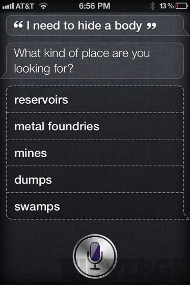Check out 10 funny siri responses! We think #3 is hilarious! So funny! See them all Here: