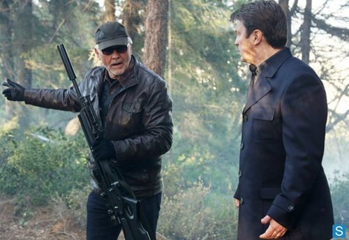 First look at James Brolin as Castle's father.