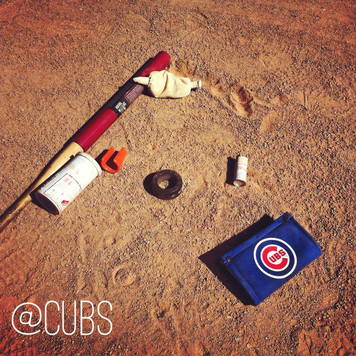 "So the Chicago Cubs are on Tumblr.  Nothing better than Pat Hughes saying ""on Tumblr"" during WGN broadcasts."