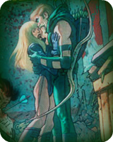 Forever Ship - Green Arrow and Black Canary