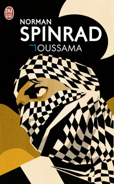"marcedith:  …Cover for Norman Spinrad's novel ""Oussama"" by `DiegoTripodi…"