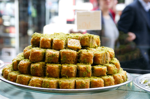 baklava! photo by roboppy