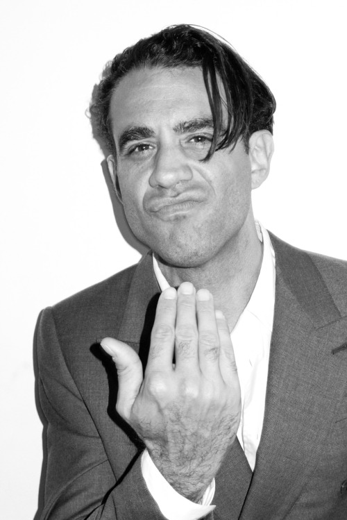 terrysdiary:  Bobby Cannavale at my studio #4  Dante!