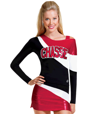 Stand out from all the other cheer squads in our new Showtime collection!  Shop now at Campus Teamwear: http://bit.ly/XXniXf