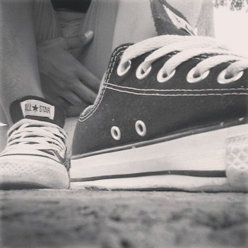 love my chucks #AllStar