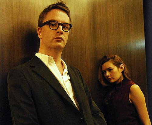 Nicolas Winding Refn and Yayaying photographed by Thanaporn Arkmanon.