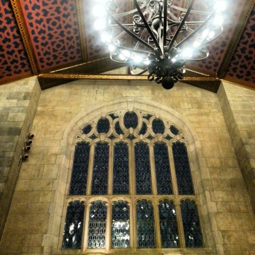 TGH awesomeness #BMC @BrynMawrCollege #NoFilter  (at Thomas Great Hall)