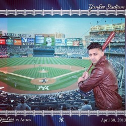 Yankee Stadium  (at Yankee Stadium)