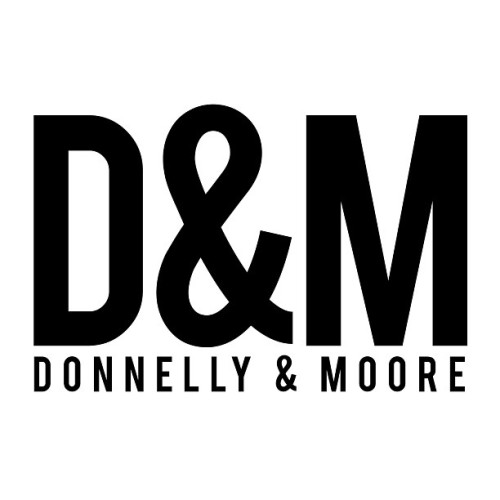 Donnelly & Moore: Gentlemen's Goods, launching soon.