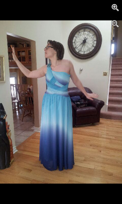 Hello friends, I am ready for prom
