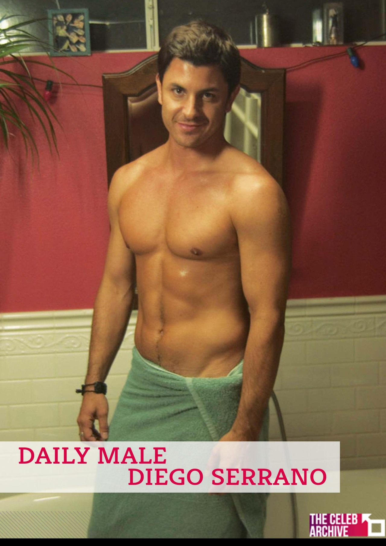 DAILY MALE - Diego Serrano Pictures Gallery > http://bit.ly/tcadiegoserrano