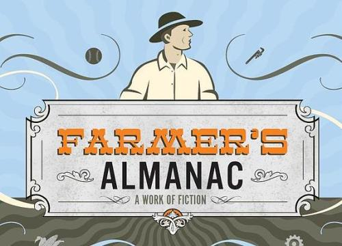 "Alumnus Chris Fink to read from his wonderful debut fiction, FARMER'S ALMANAC, Friday, April 26!   From the Boswell Books site:  Chris Fink, author of Farmer's Almanac: A Work of Fiction  Friday April 26, at 7:00 pm  ""Farmer's Almanac is one of the most evocative collections I've read on the limitations and hard pleasures of small-town rural life, and manual labor. Chris Fink writes beautifully about characters who, when set upon by the limitations of where they live, adapt, and then discover that every so often, as a reward, the world will open up to them.""—Jim Shepard, author of You Think That's Bad   In Chris Fink's debut work of fiction, America's rural core is cracked open to reveal moments of stark beauty and cruelty. Farmer's Almanac—a new Midwestern Gothic—is an imaginary handbook for rural living, as timeless and essential as its namesake. But this is no American pastoral. Fink's vision is more Orwell than Rockwell. Not since Winesburg, Ohio has a book so thoroughly plumbed the Midwestern character. A despairing farmer milks a dead cow, a baseball phenom chooses between the diamond and the dairy barn, and in the back of the school bus, a young girl fights back against her tormentors. Farmer's Almanac reports the news from mythical Odette County, Wisconsin, where the milk prices keep falling, and the forecast is not good.   About the Author: Chris Fink is a professor at Beloit College in Wisconsin,where he teaches literature, creative writing, and journalism. He is the editor of the Beloit Fiction Journal.  * For more, see this excellent interview with the author himself…"