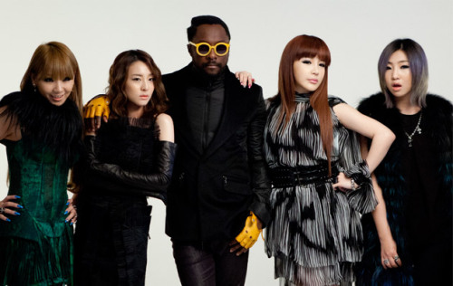 Will.i.am & 2NE1 Are Gettin' Dumb!I bet most of you out there have already know about the collaboration between Black Eyed Peas's…View Post