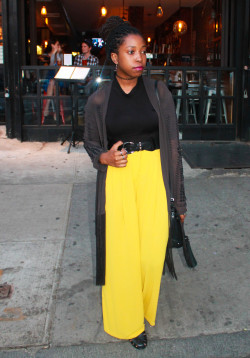 blackfashion:  The Style Alien, NY http://www.thestylealien.blogspot.com