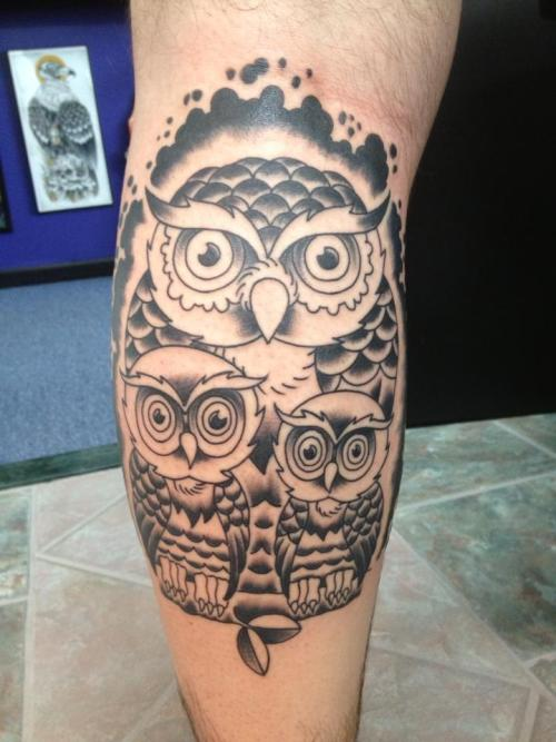 northside-tattoos:  Done by Matt Stankis - owner of Northside Tattoos in Wilmington, DE. www.northsidetattoos.com