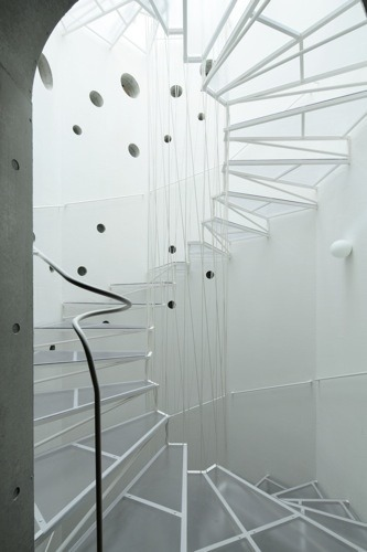 cabbagerose:  Takeshi Hirobe Architects via: yarazitronenblatt