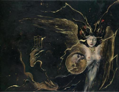 The Slant Serpent by Denis Forkas Kostromitin 2013