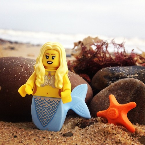 #lego #mermaid #norfolk #california