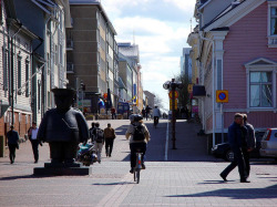 Oulu, Finland © NordicMarketing submitted by: eahxoxo, thanks!