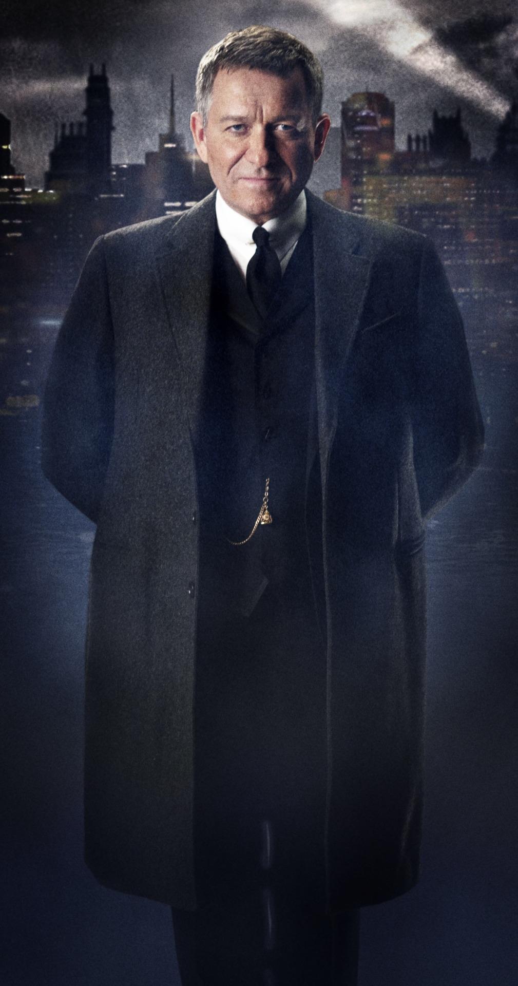 Gotham - Sean Pertwee als Alfred Pennyworth