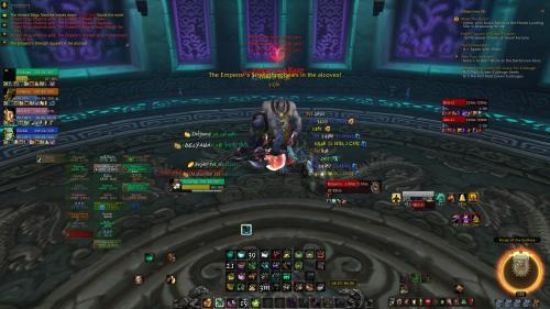 "Patch 5.3: 'Escalation' now live in 'World of Warcraft'  After coming down for maintenance early this morning, all ""World of Warcraft"" servers are now up. Players can enter Azeroth and find new scenarios, a new battleground, new quests, the return of item upgrades, and much more in patch 5.3."