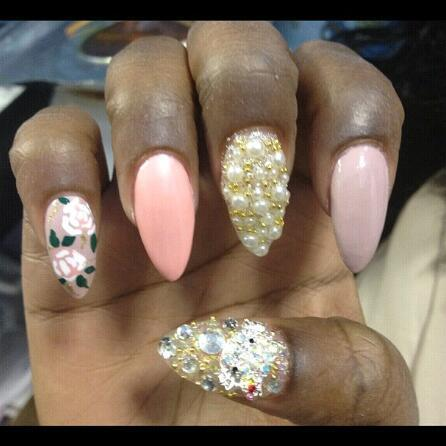 Madd cute design Instagram @blingblingnail