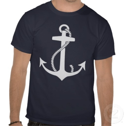 cool-shirts:  Anchor Shirt by trendyteeshirts Find other Anchor T-Shirts at zazzle.com