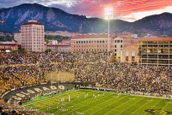 jackie72193:  University of Colorado @ Boulder.  Just got accepted into a school i've been wanting to go to for forever. I really hope i can transfer and make this change in my life. Just getting accepted feels absolutely amazing. I really hope everything works out.