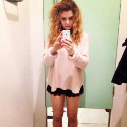 New jumper from the Topshop sale yee