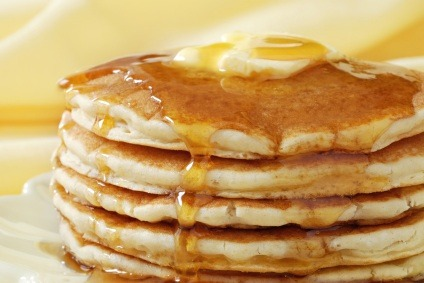 idk when you'll see this but here are some pancakes to make you happy