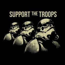 we-are-movies:  Support the troops! -Eric