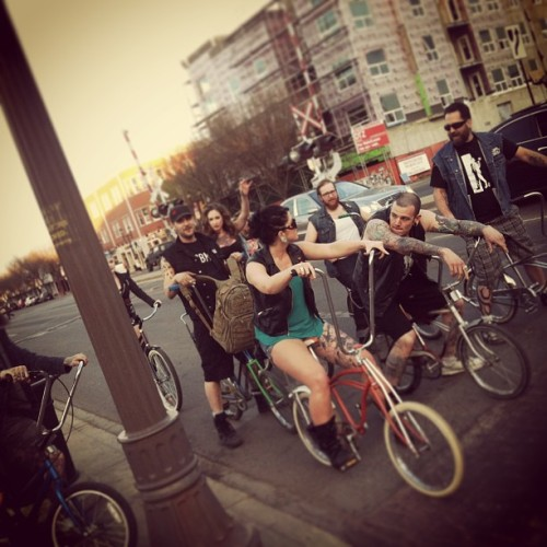 WE GOT THE STREETS, FOOLS! #deathspoke #weridetogetherwedietogether