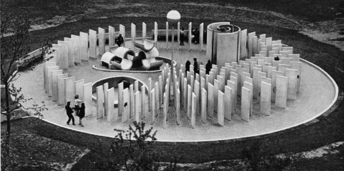 jm-architecture:  Charles Forberg Associates, Cypress Hills Playground, Brooklyn, New York.  View this on the map