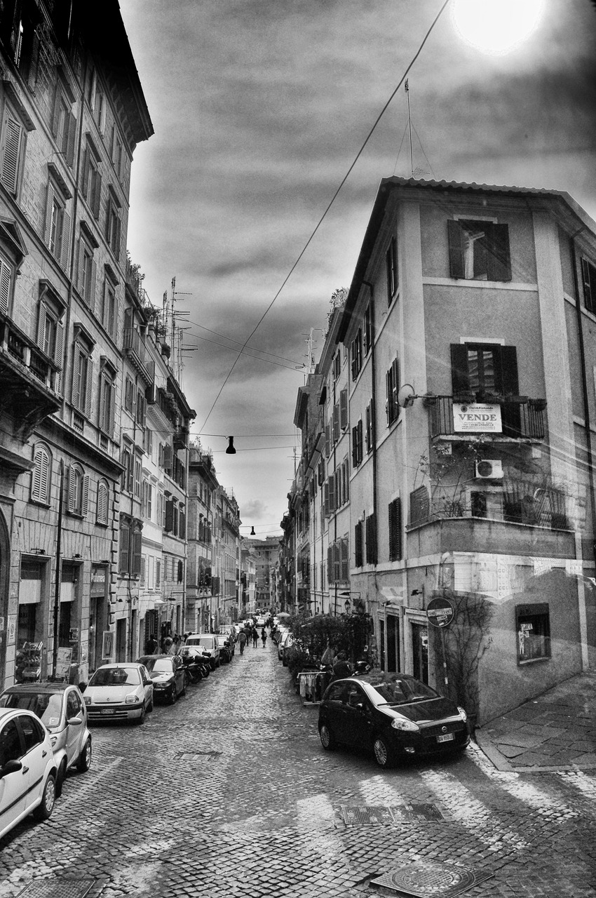 Cloudy Day Rome (by aperture24:)