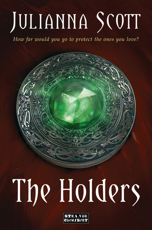 The Holders by Julianna Scott  Date published: 5th March 2013  Publisher: Strange Chemistry  Format: Paperback, 320 pages  Series: H…  View Post