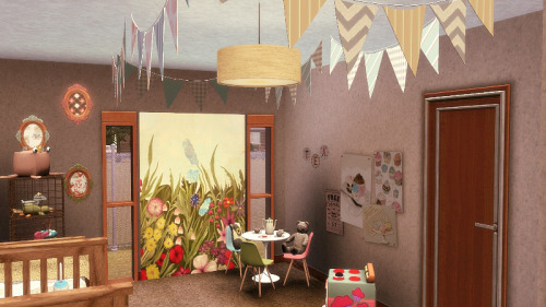 Bedroom of my LS Contest failure :( Darn my inability to meet deadlines!