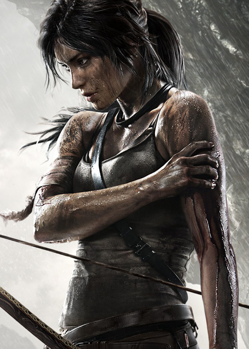 reallyhighsockmonkey:  gamefreaksnz:  Tomb Raider 'Day One' launch trailer released  Crystal Dynamics have released a new trailer to mark the launch of their epic Tomb Raider reboot.   Aaaaahhhhhhhh!!!