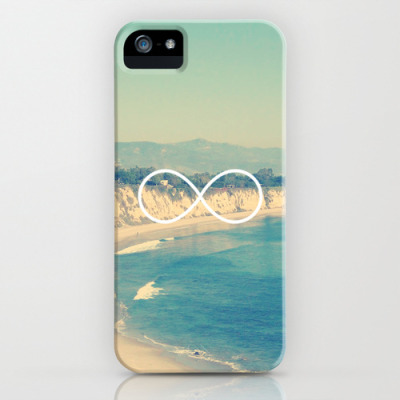 Forever Summer California Infinity iPhone & iPod Case by RexLambo | Society6