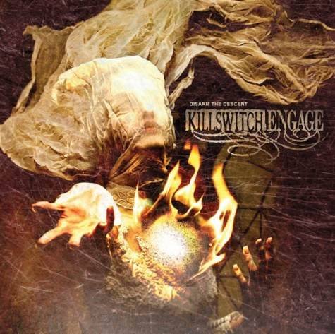 Metalcore band Killswitch Engage have released their sixth album 'Disarm The Descent' via Roadrunner Records April 2nd, 2013. A lineup change has occurred, and their previous vocalist Howard is no longer in the band..but now the original singer Jesse is back in the mix (he's definitely improved over the years his low growls/screams are legit). They're still going hard although I know some of us miss Howard, I know I do. If you're unfamiliar with this band and like metal or hardcore music then do yourself a favor and look them up. KsE is one of my favorite bands. Oh, and this album is pretty awesome by the way. Instrumentation is on point (some epic solos and drums are on point), vocals are great and those lyrics will amp you up. Plenty of melodic riffage and sometimes even a hint of old school hardcore flavor. Tracklist/ Album Cover: The Hell In Me Beyond the Flames New Awakening In Due Time A Tribute to the Fallen The Turning Point All That We Have You Don't Bleed for Me The Call No End in Sight Always Time Will Not Remain fav tracks= The Hell In Me, In Due Time, The Turning Point, You Don't Bleed for Me  -tim tim