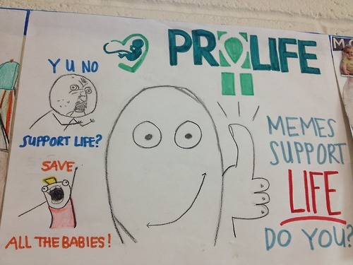 pizzaforpresident:  acciocandorism:  I am pro choice but this is cute  jesus fucking christ  and this is why