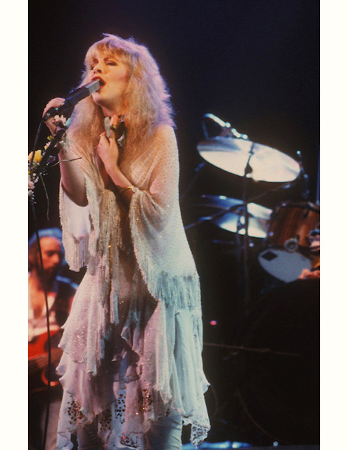 crystalline-:  Fleetwood Mac // Mirage Tour, 1982.