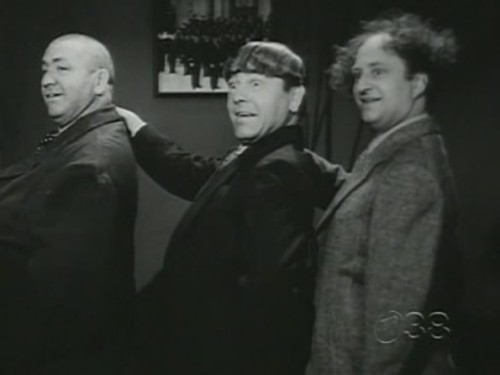 Three Stooges—Beer Barrel Polecats http://jeffords.blogspot.com/2013/05/the-three-stooges-beer-barrel-polecats.html