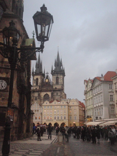 bazat:  Prague, Czech Republic