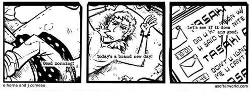 Sakana pages 193 and 202 A Softer World #864 Submitted by whaoanon!!