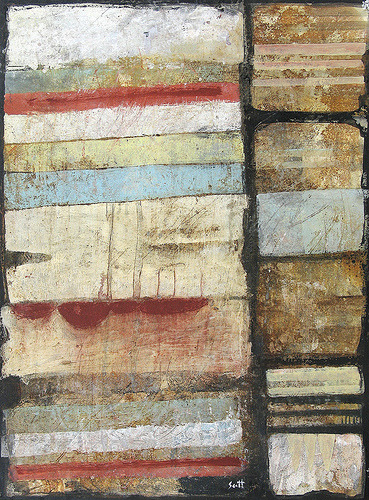 "scottbergeyart:  ""The Right Of Way"" by  Scott Bergey."