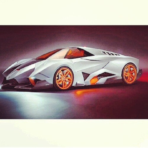 The new #lambo #concept #car . #daaaayuuum