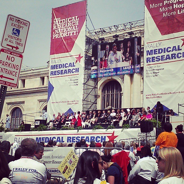 corbinsheart:  Judson Rupp testifies for medical research! #rallymedres#heartdisease