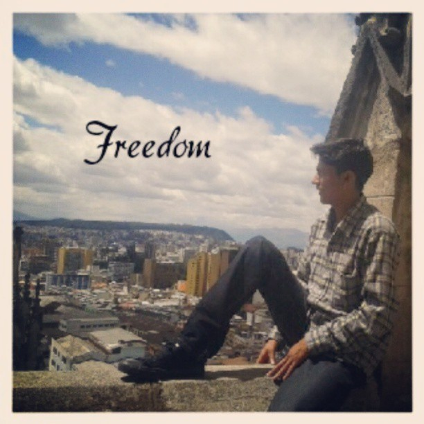 Freedom :D #love #TagsForLikes #TFLers #tweegram #photooftheday #20likes #amazing #followme #follow4follow #like4like #look #instalike #igers #picoftheday #food #instadaily #instafollow #like #girl #iphoneonly #instagood #bestoftheday #instacool #instago #all_shots #follow #webstagram #colorful #style #swag (en basilica)