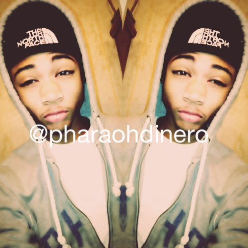 Follow me on Instagram @pharaohdinero